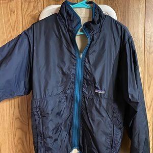 Vintage Reversible Patagonia Zip-Up Jacket